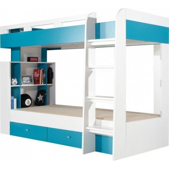 Łóżko piętrowe Mobi - MO19 - zdjęcie