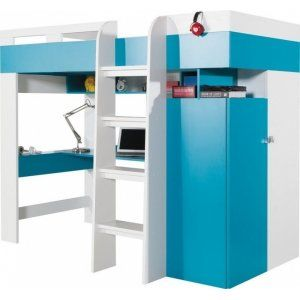 Łóżko piętrowe Mobi - MO20