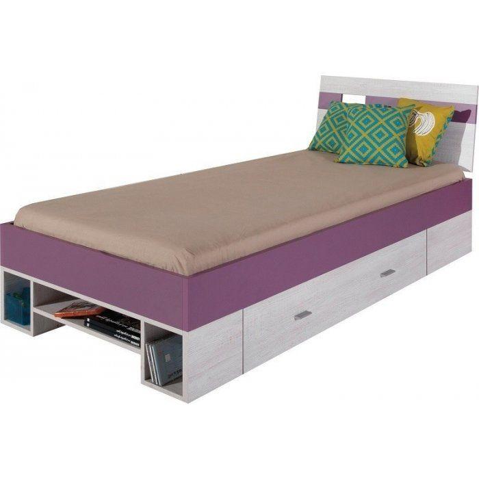 Łóżko Next - NX19 L/P - zdjęcie
