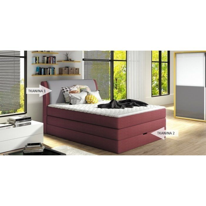 Łóżko Amalfi - zdjęcie