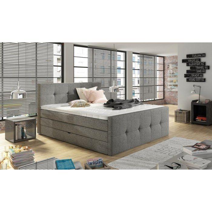 Łóżko Medino - zdjęcie