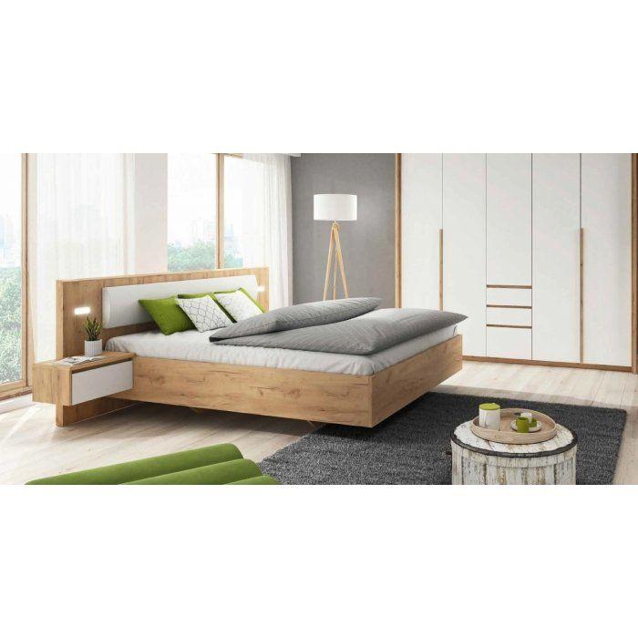 Łóżko Ze Stolikami Xelo