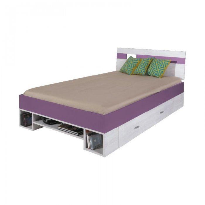 Łóżko Next - NX18 L/P - zdjęcie