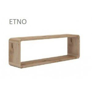 Dębowa ławka ETNO