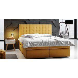 Łóżko kontynentalne Rozi 180