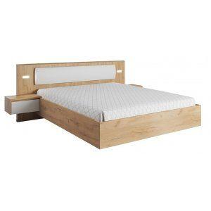 Łóżko ze stolikami Xelo 160
