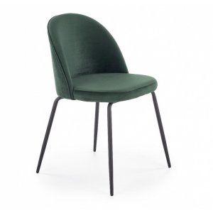 Krzesło K314 ciemny zielony...