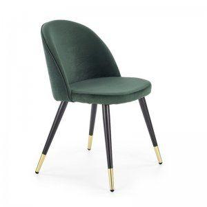 Krzesło K315 ciemny zielony...