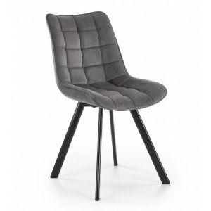 Krzesło K332 ciemny popiel