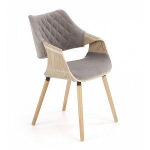 Krzesło K396 jasny dąb /...