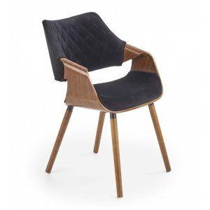 Krzesło K396 orzechowy /...