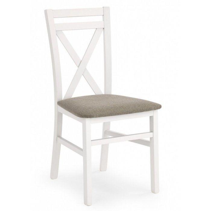 Krzesło DARIUSZ biały - zdjęcie